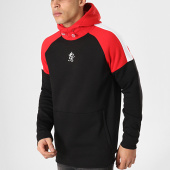 /achat-sweats-capuche/gym-king-sweat-capuche-core-plus-contrast-noir-rouge-blanc-171819.html