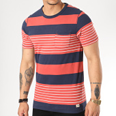 /achat-t-shirts-poche/jack-and-jones-tee-shirt-poche-clyde-bleu-marine-rouge-brique-171791.html
