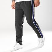 /achat-pantalons-carreaux/jack-and-jones-pantalon-avec-bandes-vega-gris-anthracite-171836.html