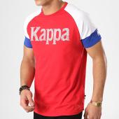 /achat-t-shirts/kappa-tee-shirt-irmiou-304pix0-rouge-171786.html