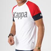 /achat-t-shirts/kappa-tee-shirt-irmiou-304pix0-blanc-171787.html