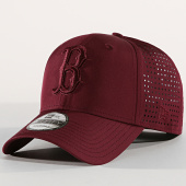 /achat-casquettes-de-baseball/new-era-casquette-feather-perf-940-boston-red-sox-bordeaux-171617.html