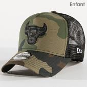 /achat-trucker/new-era-casquette-trucker-enfant-character-chicago-bulls-noir-vert-kaki-camouflage-171631.html