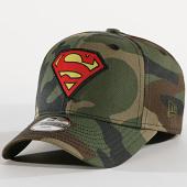 /achat-casquettes-de-baseball/new-era-casquette-enfant-character-940-superman-vert-kaki-camouflage-171635.html