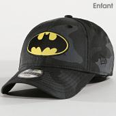 /achat-casquettes-de-baseball/new-era-casquette-enfant-character-940-batman-noir-gris-camouflage-171637.html