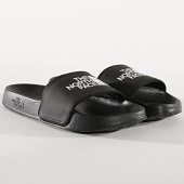 /achat-claquettes-sandales/the-north-face-claquettes-femme-base-camp-slide-ii-3k4b-black-white-171523.html