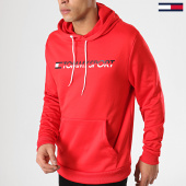 /achat-sweats-capuche/tommy-sport-sweat-capuche-vertical-logo-s20s200067-rouge-171847.html