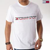 /achat-t-shirts/tommy-sport-tee-shirt-logo-driver-0082-blanc-171848.html