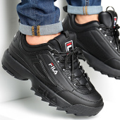 /achat-baskets-basses/fila-baskets-disruptor-low-1010262-12v-black-171901.html