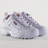 /achat-baskets-basses/fila-baskets-femme-disruptor-low-1010302-71c-orchid-petal-171908.html