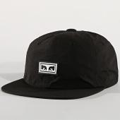 /achat-casquettes-de-baseball/obey-casquette-alchemy-6-panel-noir-171872.html