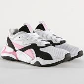 /achat-baskets-basses/puma-baskets-femme-nova-90s-bloc-369486-03-white-pale-pink-171932.html