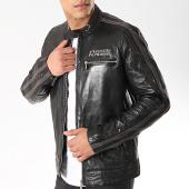 /achat-vestes-cuir/redskins-veste-cuir-cardiff-earley-noir-gris-anthracite-171973.html