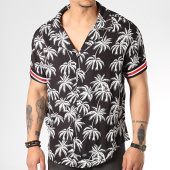 /achat-chemises-manches-courtes/sixth-june-chemise-manches-courtes-m3708vsh-noir-blanc-floral-171953.html