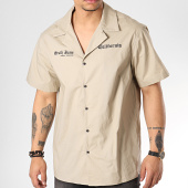 /achat-chemises-manches-courtes/sixth-june-chemise-manches-courtes-m3699vsh-beige-171972.html