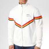 /achat-vestes/sixth-june-veste-zippee-avec-bandes-m3696cja-blanc-orange-jaune-171995.html