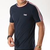/achat-t-shirts/superdry-tee-shirt-orange-label-tipped-sport-m10106et-bleu-marine-171894.html