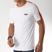 /achat-t-shirts/superdry-tee-shirt-avec-bandes-orange-label-tipped-sport-m10106et-blanc-171907.html