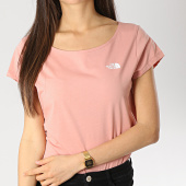 /achat-t-shirts/the-north-face-tee-shirt-femme-red-box-3bob-rose-171929.html