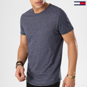 /achat-t-shirts/tommy-hilfiger-jeans-tee-shirt-essential-jaspe-4792-bleu-marine-chine-171854.html