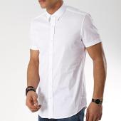 /achat-chemises-manches-courtes/antony-morato-chemise-manches-courtes-basic-blanc-172041.html
