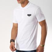 /achat-polos-manches-courtes/antony-morato-polo-manches-courtes-logo-basic-blanc-172047.html