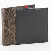 /achat-portefeuilles/calvin-klein-portefeuille-mono-5cc-coin-4413-noir-marron-172053.html