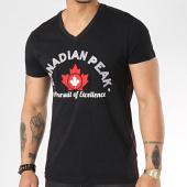 /achat-t-shirts/canadian-peak-tee-shirt-col-v-jotta-noir-172065.html
