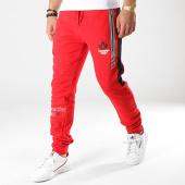 /achat-pantalons-joggings/canadian-peak-pantalon-jogging-a-bandes-madigan-rouge-noir-172167.html