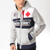 /achat-sweats-zippes-capuche/canadian-peak-sweat-zippe-capuche-face-gris-chine-bleu-marine-172180.html