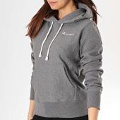 /achat-sweats-capuche/champion-sweat-capuche-femme-111556-gris-chine-172049.html