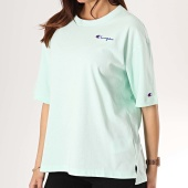 /achat-t-shirts/champion-tee-shirt-femme-111591-bleu-turquoise-172055.html