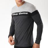 /achat-t-shirts-manches-longues/classic-series-tee-shirt-manches-longues-jurasid-gris-clair-anthracite-gris-clair-chine-noir-172097.html