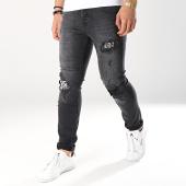 /achat-jeans/grj-denim-jean-skinny-13620-noir-bandana-172152.html