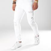 /achat-jeans/grj-denim-jean-skinny-13628-blanc-bandana-172169.html