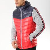 /achat-vestes/superdry-veste-zippee-capuche-bandes-brodees-storm-hybrid-chevron-m20117at-rouge-gris-chine-172099.html