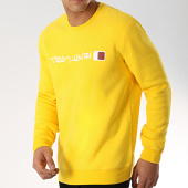 /achat-sweats-col-rond-crewneck/teddy-smith-sweat-crewneck-strat-jaune-172114.html
