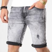 /achat-shorts-jean/terance-kole-short-jean-avec-bandes-77017-gris-anthracite-172019.html