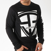 /achat-sweats-col-rond-crewneck/93-empire-sweat-crewneck-93-square-noir-172269.html