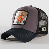 /achat-trucker/looney-tunes-casquette-trucker-sam-gris-bleu-marine-noir-172207.html
