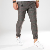 /achat-pantalons-carreaux/classic-series-pantalon-carreaux-p19007-gris-anthracite-chine-bordeaux-172372.html
