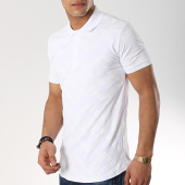 /achat-polos-manches-courtes/ikao-polo-manches-courtes-oversize-f463-blanc-172252.html