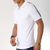 /achat-polos-manches-courtes/ikao-polo-manches-courtes-oversize-aevc-bandes-f459-blanc-renaissance-172343.html