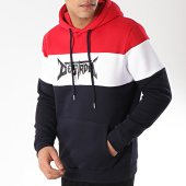 /achat-sweats-capuche/seth-gueko-sweat-capuche-destroy-bleu-marine-blanc-rouge-172293.html