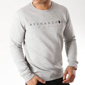 /achat-sweats-col-rond-crewneck/sofiane-sweat-affranchis-music-gris-chine-172239.html