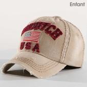 /achat-casquettes-de-baseball/von-dutch-casquette-enfant-eric03-beige-172355.html
