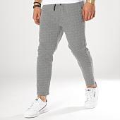 /achat-pantalons-carreaux/aarhon-pantalon-18-228-blanc-noir-172623.html