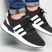 /achat-baskets-basses/adidas-baskets-u-path-run-g27639-core-black-ash-grey-core-black-172633.html