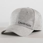 /achat-casquettes-de-baseball/calvin-klein-casquette-twill-0133-gris-chine-172419.html