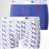 /achat-boxers/champion-lot-de-2-boxers-y081w-blanc-bleu-roi-rouge-172447.html